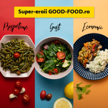 5 motive să alegi GOOD-FOOD.ro